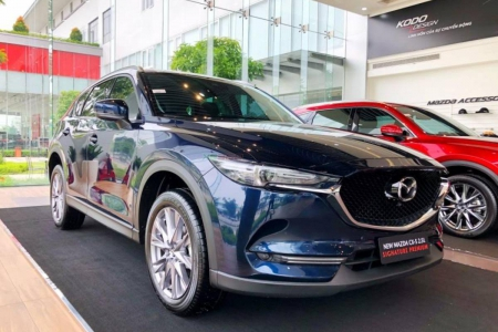 NEW Mazda CX-5 Signature Premium AWD
