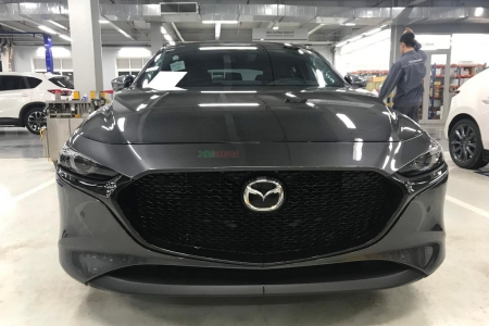 All New Mazda 3 Sport 1.5L Luxury